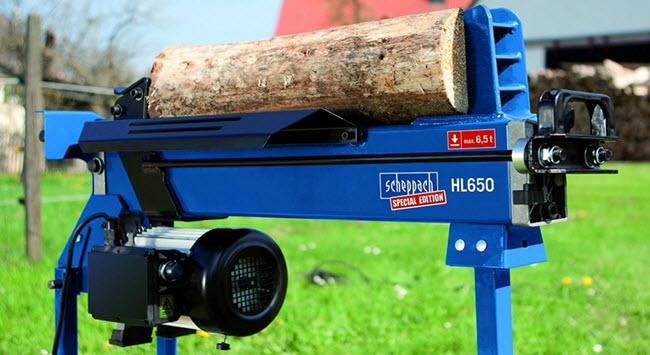 Scheppach Holzspalter Brennholzspalter