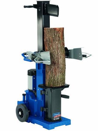 Scheppach Holzspaltter stehend