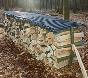 Schmidt Brennholzabdeckungen